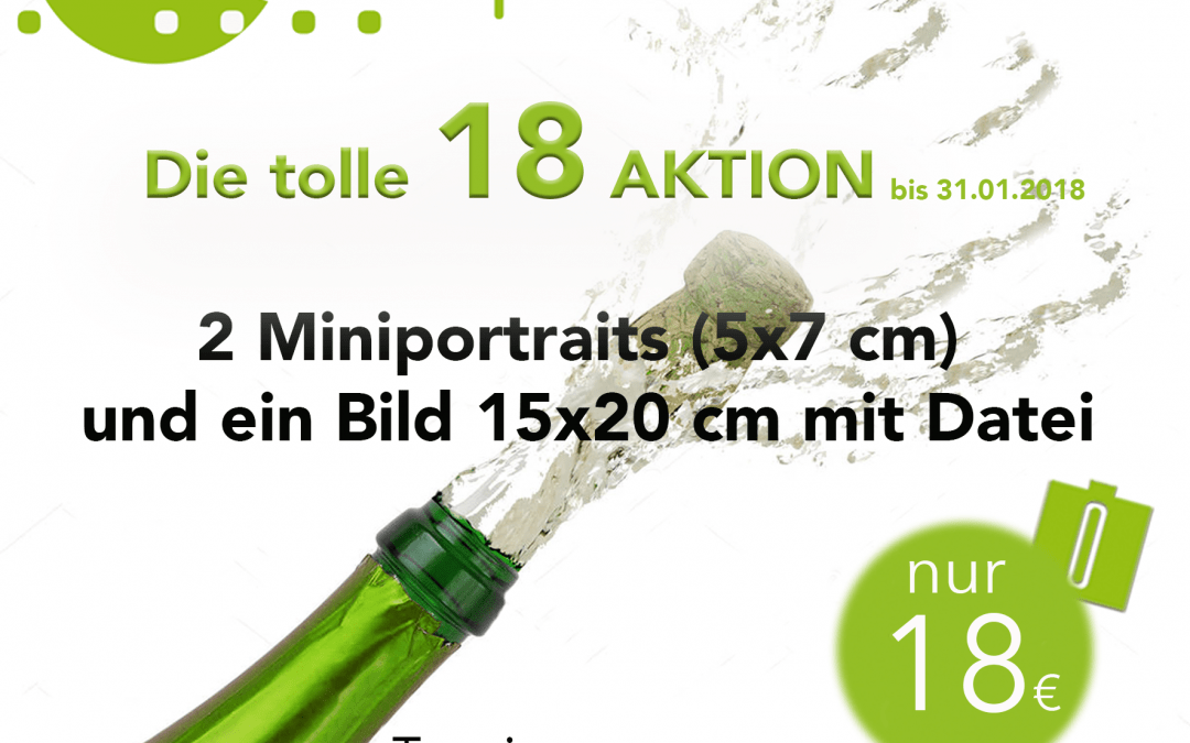 Tolle 18 Aktion